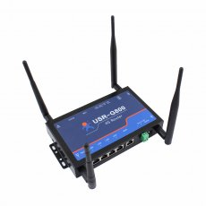 USRIOT USR-G800 Industrial 4G Wireless LTE Router RS232 to 4G Network Transparent Transmission with SIM Card Slot