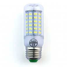 1x Led Corn Bulb E27 Led Lamp 220V 4W 5W SMD 5730 69 72 LEDs Lampada Spotlight Lanterna Candle Chandelier Energy Saving Lights