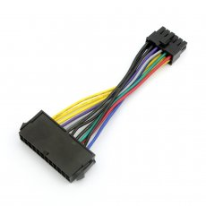 ATX 10cm 1150Pin ACER Mainboard Cable Adapter 24P to 12P Power Supply Cable 18AWG Wire Q87H3-AM For Acer Computer