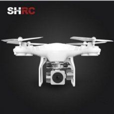 HR SH5H Wifi FPV Drone Wide Angle 1080P Camera 4CH Mini RC Quadcopter RTF Toy