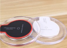 Qi Fast Wireless Charger Quick Charging Pad for iphoneX 7 6 8 Samsung NOTE8