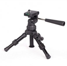 XB-2 Panoramic Portable Mini Tabletop Tripod For Digital Camera With Tripod Head