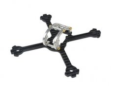 LDARC FPVEGG PRO 138MM Frame Kit for FPV Racing Drone RC Racer Brushless Mini Quadcopter