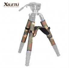 XILETU L404C shoulder pad of professional tripod and legs warmers Anti-skid Tripod Cover