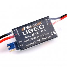 HENGE 4A UBEC 5V/6V 7V-25V Input For 2-6 Lipo Battery RC ESC Speed Controler FPV Racing Drone Quadcopter