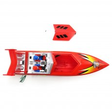 Flytec HQ5011 15km/h High Speed Boat Electric RC Boat Ship Speedboat Remote Control Toys Gifts