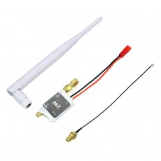 2.4G Radio Signal Amplifier Remote Control Signal Booster for RC Model Quadcopter Multicopter Drone White
