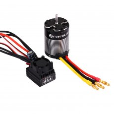 Flycolor 45A Brushless ESC + 3650 3000KV Waterproof Sensorless Motor Combo Set