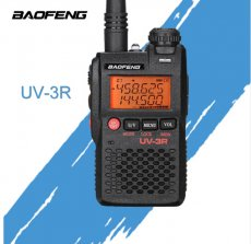 BaoFeng UV-3R Two Way Radio BF-UV3R MINI Walkie Talkie VHF 136-174MHz UHF 400-470MHz