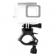 BGNING Bicycle Bike Motorcycle Handlebar Handle Bar Mount Adapter 360 Degree Rotating for Gopro Hero 6 5 4 4+ 3 SJCAM Xiaomi Yi