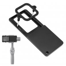 BGNING Adapter for Sony RXO Gopro Hero 5 4 Session Cameras Bracket Switch Plate for DJI OSMO Zhiyun Feiyu Tripod Stabilizer Gimbal Stabilizer