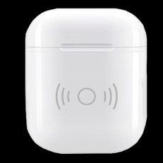 Wireless Charging Receiver Case for Apple Airpods QI Standard Airpod Wireless Receiver Box Cover Compatible with Wirless Charger