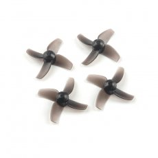 Happymodel 40mm 4-Blade Propeller PC Props 1.0mm Hole CW CCW for Mobula7 Mobula 7 FPV Racing Drone Quadcopter