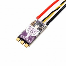 FLYCOLOR BLHeli_32 35A 50A X-Cross BL-32 Brushless ESC 3-6S Dshot1200/RGB Electronic Speed Controller with LED for FPV Racing Drone RC Quadcopter