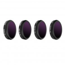 Sunnylife ND8-PL ND16-PL ND32-PL ND64-PL Lens Filter for DJI MAVIC 2 ZOOM FPV Drone 4pcs/set M2Z-FI288