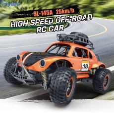 Flytec 1/14 2.4G Electric Remote Control Car Toys High Speed Independent Suspension Off Road Vehicle Car