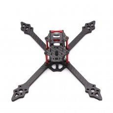 FPV Racing Drone XSR220 220mm Frame Kit 3K Carbon Fiber Frame Kit 4mm Arm for RC Racer Quadcopter