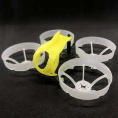 FullSpeed Frame KIT for TinyLeader Standard Version Brushless Whoop FPV Racing Drone Plastic Canopy Carbon Fiber Frame