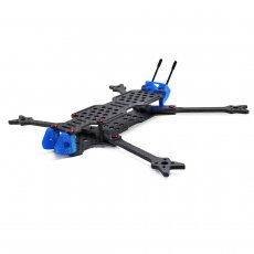GEPRC GEP-LC7 Crocodile 315mm 7 Inch 3K Carbon Fiber Frame  Big Space Strong Endurance Rack for DIY FPV RC Drone Quadcopter