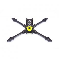 TRANSTEC Lighting 2 215mm FPV Quadcopter Frame Kit True X Carbon Fiber Rack For DIY RC Racing Drone