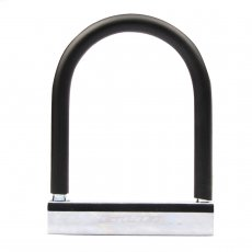 GUB SF-605 Bicycle Motorcycle Lock Mountain Bike U-type Security Lock Zinc Alloy U Lock Outdoor Cycling Parts