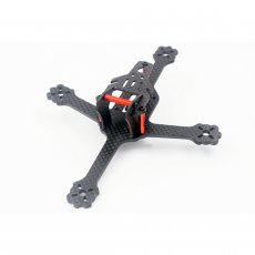 JMT 145108 145mm Wheelbase Mini FPV Frame Kit Carbon Fiber CF Rack For DIY FPV Racing Drone Quadcopter 3 inch Props 1306/1407/1506 Motor