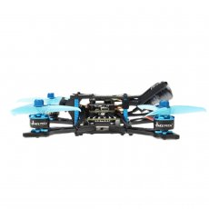 HGLRC Arrow3 152mm 3 Inch F4 OSD 4S / 6S Mini FPV Racing Drone PNP BNF with 45A ESC Caddx Ratel 1200TVL Camera RC Quadcopter