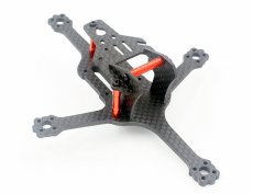JMT  12084 120mm Wheelbase Mini FPV Frame Kit Carbon Fiber CF Rack For DIY FPV Racing Drone Quadcopter 2 inch Props 1103/1104 Motor