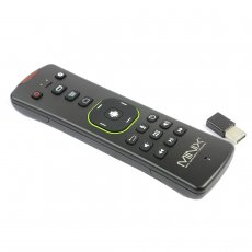 MINIX NEO A3 Wireless Air Mouse with Voice Input QWERTY Keyboard Six-Axis Gyroscope Remot for MINIX Media Hub TV Box