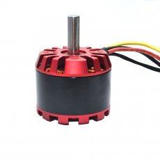 JMT 1x 6354 180KV Brushless Motor High Power 1500W 24V for Belt-Drive Balancing Scooters Electric Skateboards with Motor Holzer