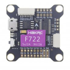 HAKRC F722 Flight Control 5V 9V Dual BEC Built-in OSD 3-9S 30.5x30.5mm for DIY RC Drone FPV Quadcopter