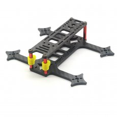 QWinOut 135mm 3K Carbon Fiber Frame for DIY Quadcopter