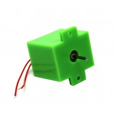 4pcs Feichao Square Shell Wind Turbine DIY Model Motor Micro DC Small Motor Technology Production