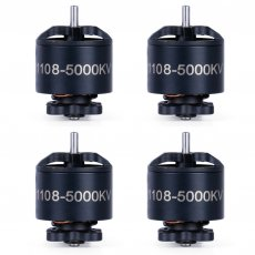 iFlight BeeMotor 1108 5000KV 2-4S Brushless Motor for FPV Tiny Whoop Frame DIY RC Racing Drone Quadcopter