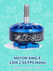 iFlight MOTOR XING-E 2306 2-6S FPV Motor 1700KV/2450KV/2750KV For Racing Drone Quadcopter