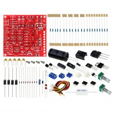 Feichao 0-30V 2mA-3A DC Regulated Power Supply DIY Kit Continuously Adjustable Current Limiting Protection for School Education Lab