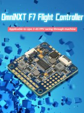Omnibus OmniNXT F7 Flight Controller 3-6S Built-in BEC for Camera and Power Filter.for FPV Racing Drone DIY RC Quadcopter