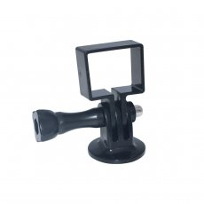 BGNING ​Universal Frame Stand Holder Bracket for DJI OSMO Pocket for Gopro Hero Camera Mount Base Adapter Clip Handheld Gimbal Accessory