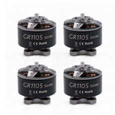 1PC/4PCS GEPRC SPEEDX GR1105 5000KV 2-4S 6000KV 2-3S Brushless Motor for FPV Racing Drone