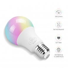 MingChuan 4.5W smart LED mobile phone control Bluetooth light bulb Wireless E27 dimming light bulb
