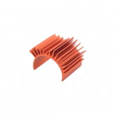JMT 540 545 550 Brush Motors Cooling Heatsink for 1/10 1/8 RC Car Boat HSP Toy DIY Model 3650 Brushless Motor Heat Sink Top Vented