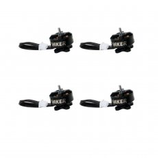 4PCS SPCMAKER 1103 10000KV Brushless Motor Mini Whale HD 75mm Motor 2-3S Lipo Motor Spare Parts for RC Drone Quadcopter