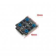 Hobbywing XRotor Micro 40A 20x20mm 3-6S BLheli_32 4in1 Brushless ESC for DIY FPV Racing Drone RC Quadcopter