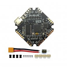 FullSpeed AIO412T F4 AIO F411Flight Controller+12A ESC 2-4S HV DShot600 for DIY FPV Racing Drone Quadcopter