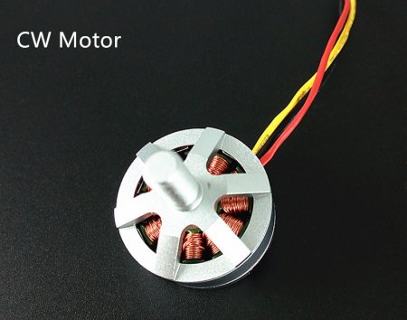 MJX B3 Quadcopter Spare Parts CW / CCW Motor for MJX B3 Bugs UAV Drone