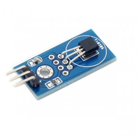 DS18B20 Single-Bus Digital Temperature Measurement Module Sensor Module