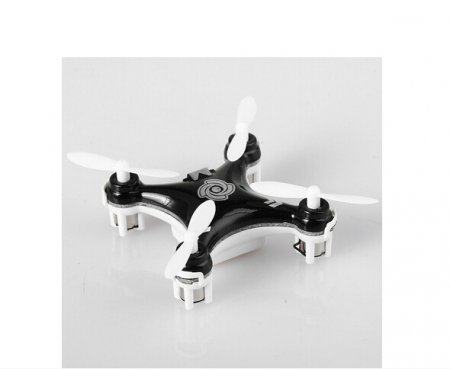 Cheerson CX-10A CX10A Headless Mode 2.4G 4CH 6 Axis Helicopter RTF Black F15056