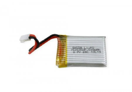 Cheerson CX-30 RC Quadcopter Spare Parts 3.7V 500mAh 20C Battery CX-30-11 for Cheerson Drone CX-30