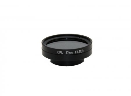 Professional 37mm Gopro CPL Filter Circular Polarizer Lens Filter for Gopro Hero 3 Plus
