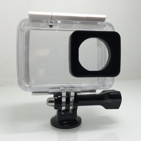 Underwater Waterproof Transparent Shell Cover Housing Camera Shell Cover Protector for Xiaomi Yi 4K Action Camera